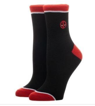 Deadpool Ankle Socks