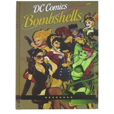 DC Bombshells Journal