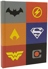 DC Characters Journal