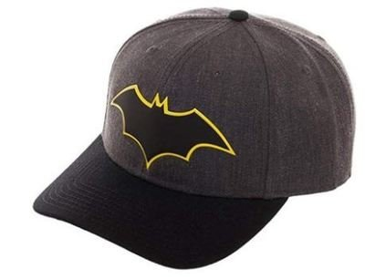 Batman Grey Snapback