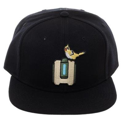 Overwatch Bastion Snapback