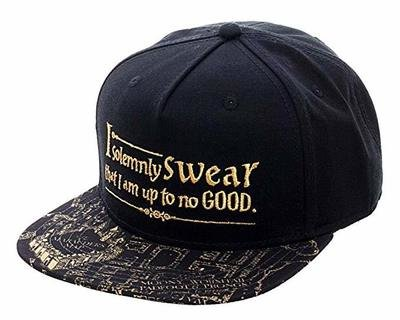 I Solemly Swear That I Am Not Up To No Good Snapback