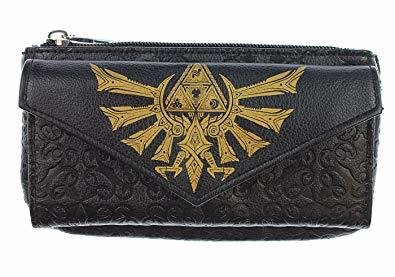 Legend Of Zelda Clutch Wallet