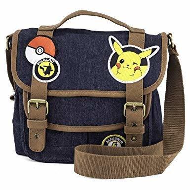 Pikachu Messenger Bag