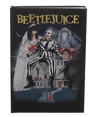 Beetlejuice Journal