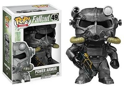 Fallout T-51 Power Armor Pop