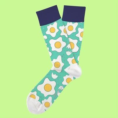 Sunny Side Up Socks