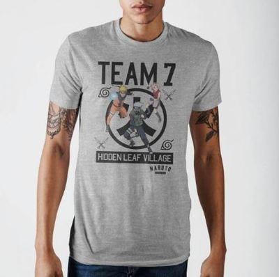Naruto Team 07 Tee