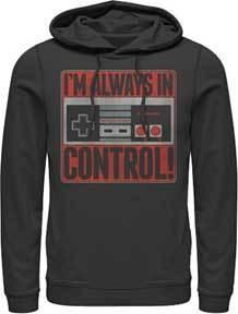 Im Always In Control Hoodie