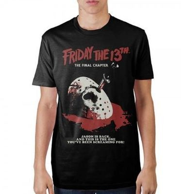 Friday The 13th Final Chapter Tee