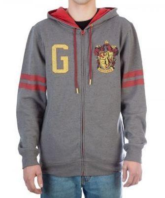 Gryffindor Zip-Up Hoodie
