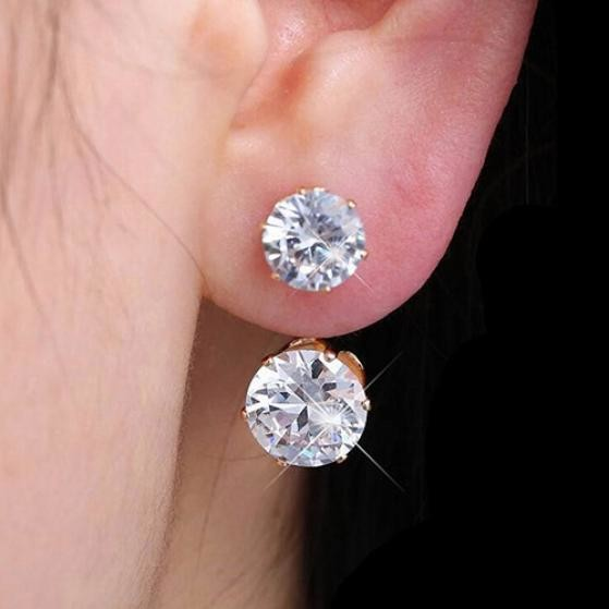 Pair of ear studs