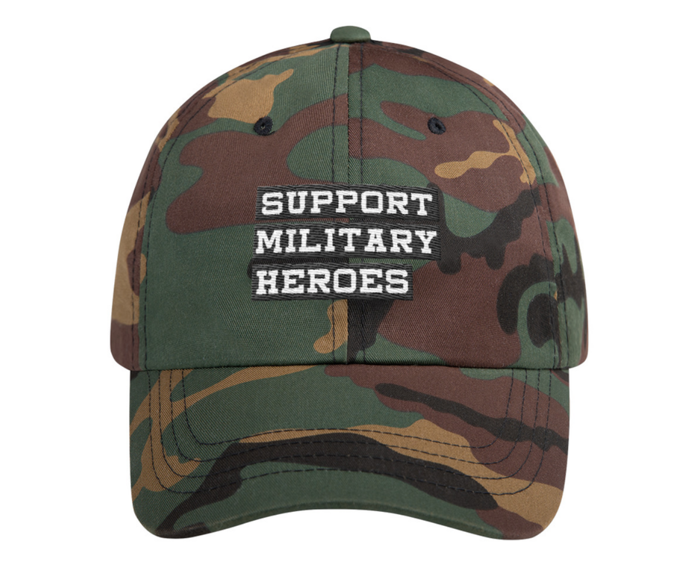 Support Heros Hat