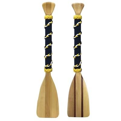 6 Strand Braided Nautical- Softwood Paddle