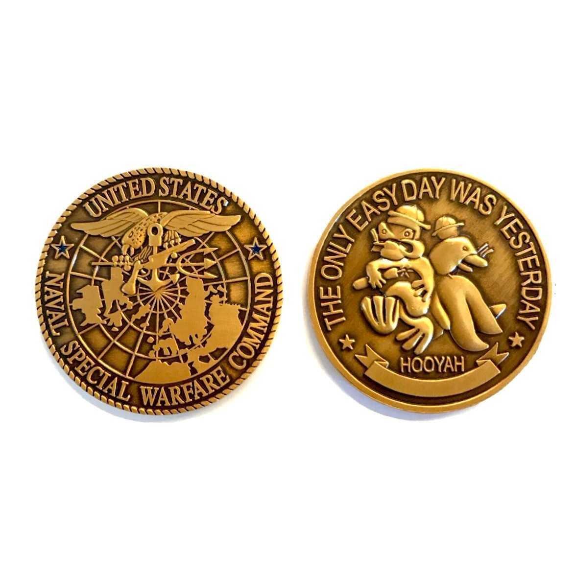 WARCOM Coin