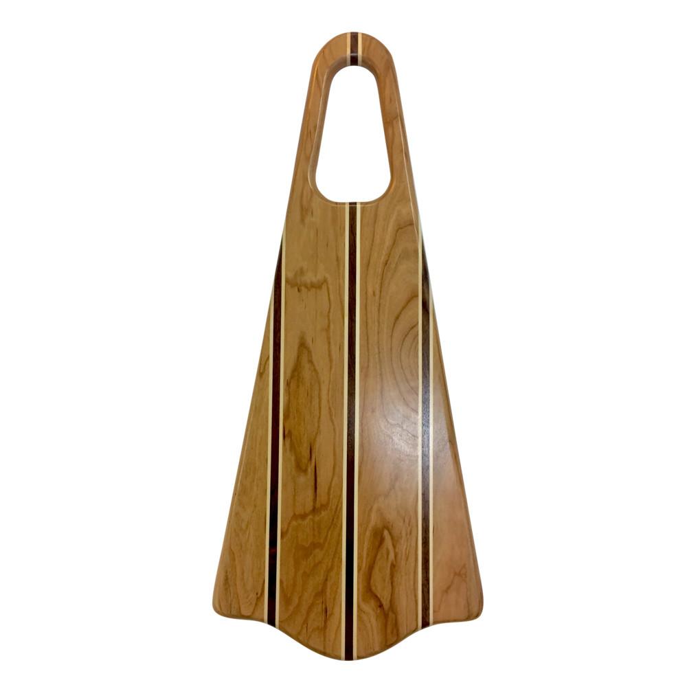 Fin- 22 Inch Wooden Fin