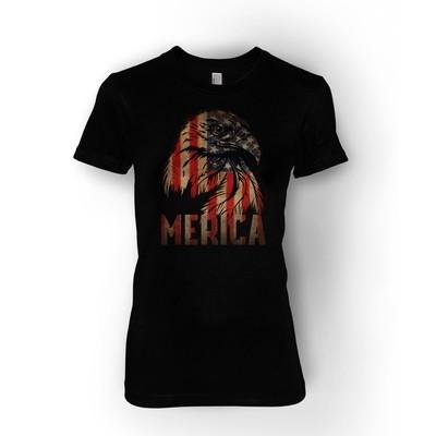 Women's Merica Tee