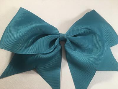 "7"" Cheer Bow Hair Clip"