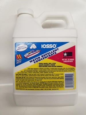 IOSSO Concentrate Water Repellent 32 Oz.