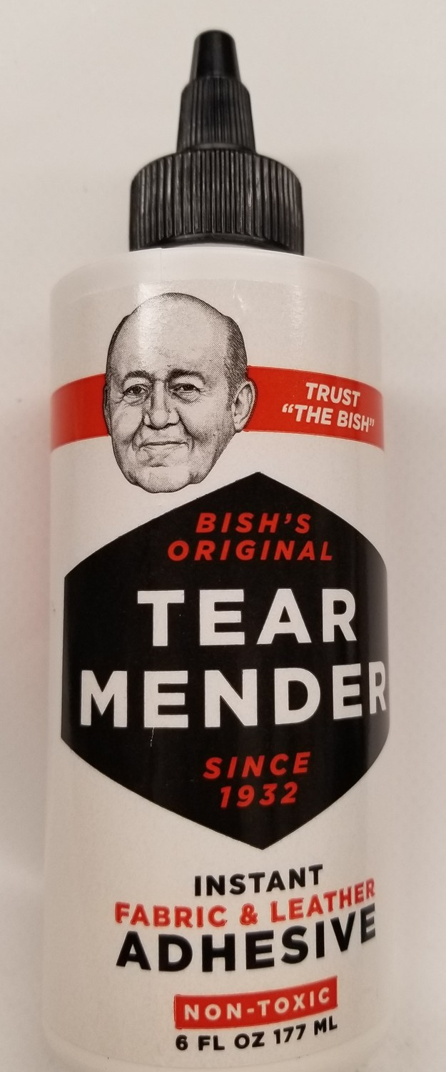 Tear Mender Canvas Cement 6 Oz.