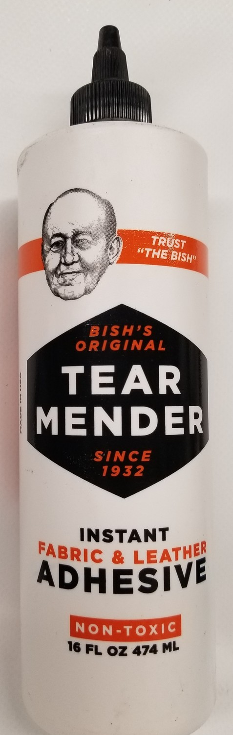 Tear Mender Canvas Cement 16 Oz.