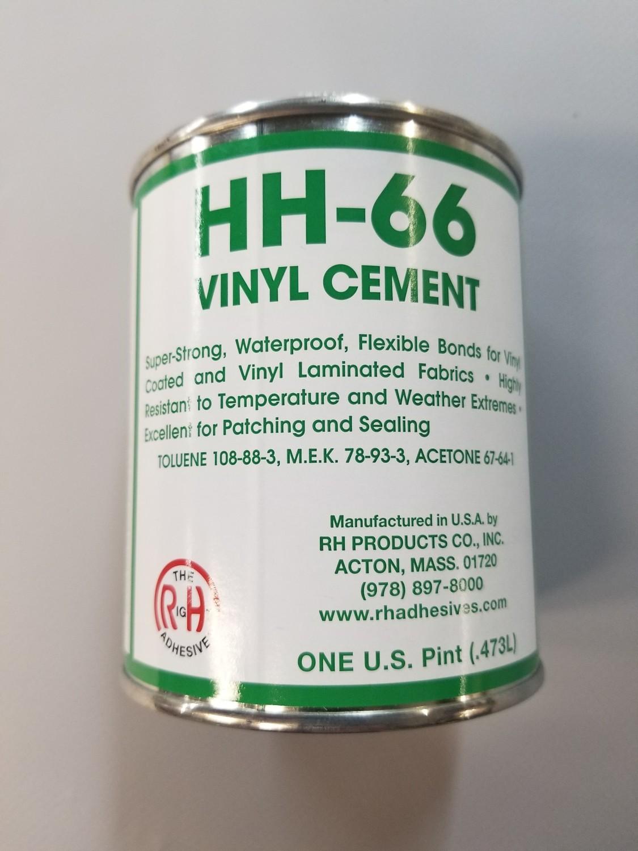 H 66 Vinyl Cement pint