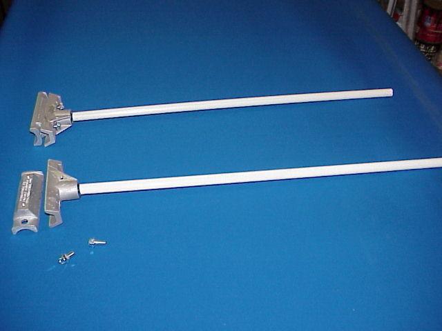 Junior Fixed Banner Windspill (Utility Pole) Brackets