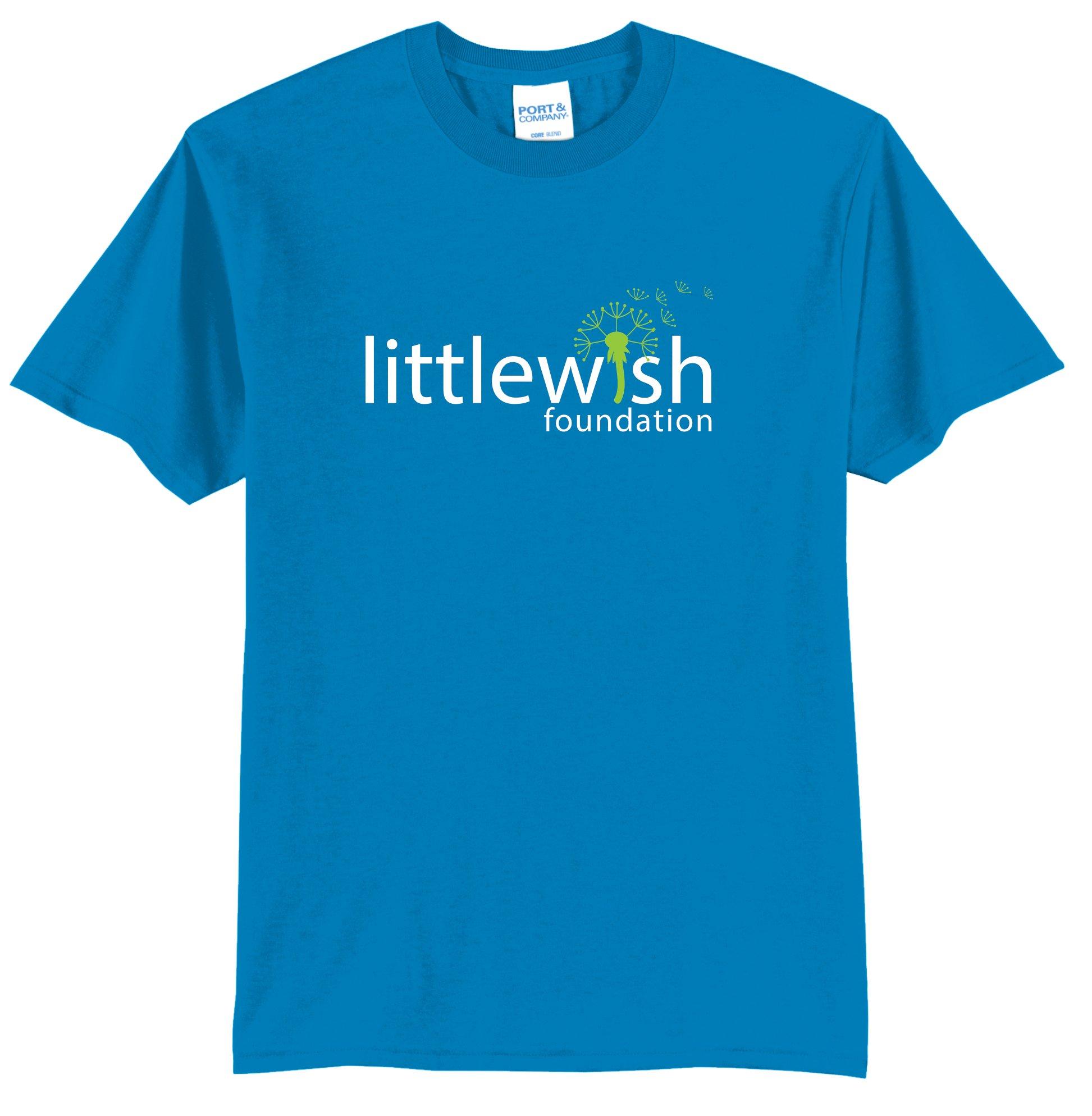 Little Wish Foundation Adult T-shirt 00001