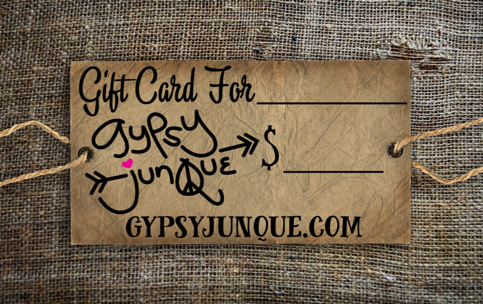 Gift card 00329
