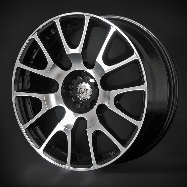 "19"" Legacy MC-7 (Raven Black Machined)"