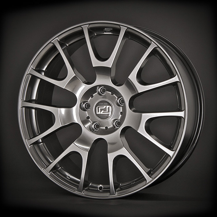 "18"" Legacy MC-7 (Liquid Graphite)"