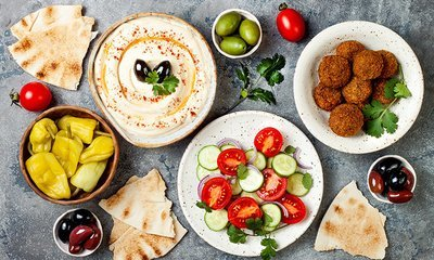 Hot Sharing Mezze
