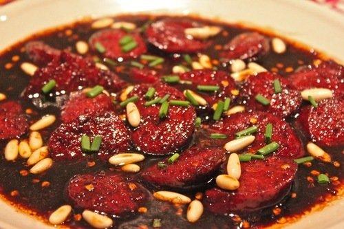 Spicy Turkish Sausage