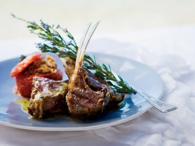 Rosemary Seasoned Lamb Cutlets