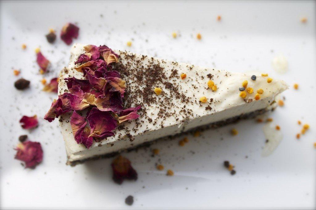Saffron Cheesecake 00054
