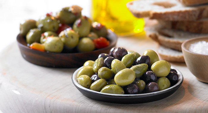 Seasoned moroccan olives and sumac 00058
