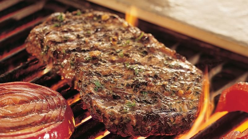 Marinated Sirloin Steak 00009