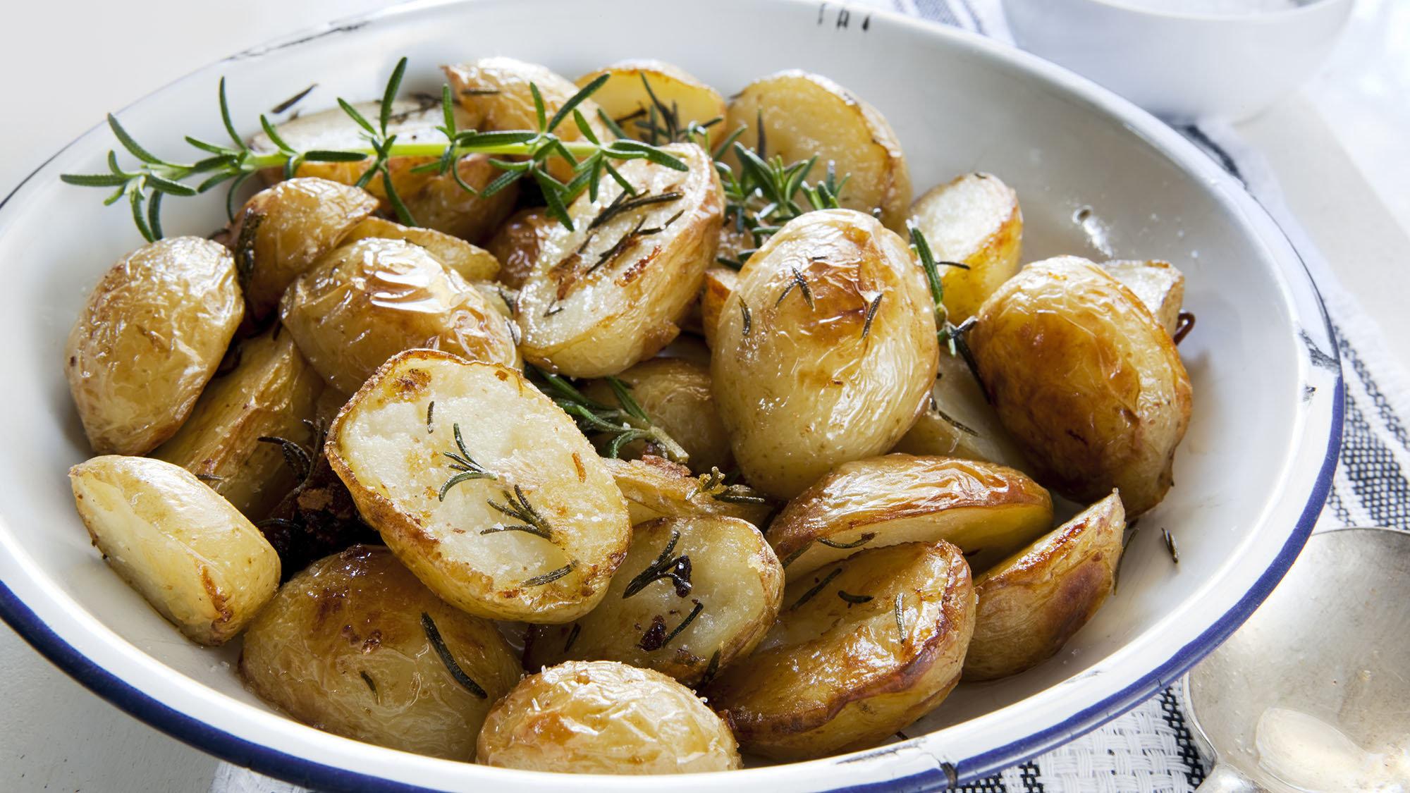 Sautéed Potatoes 00033