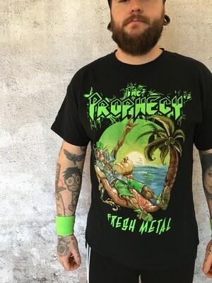 T-Shirt 'FRESH METAL' Europe Tour 2020 (black)