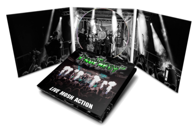 CD 'Live Mosh Action'