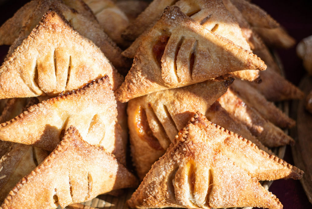 Local Apple Turnovers