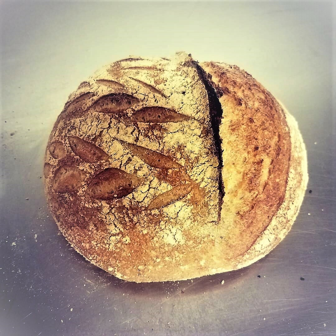 North Fork Loaf (Whole Grain, Country Style Sourdough) 10009