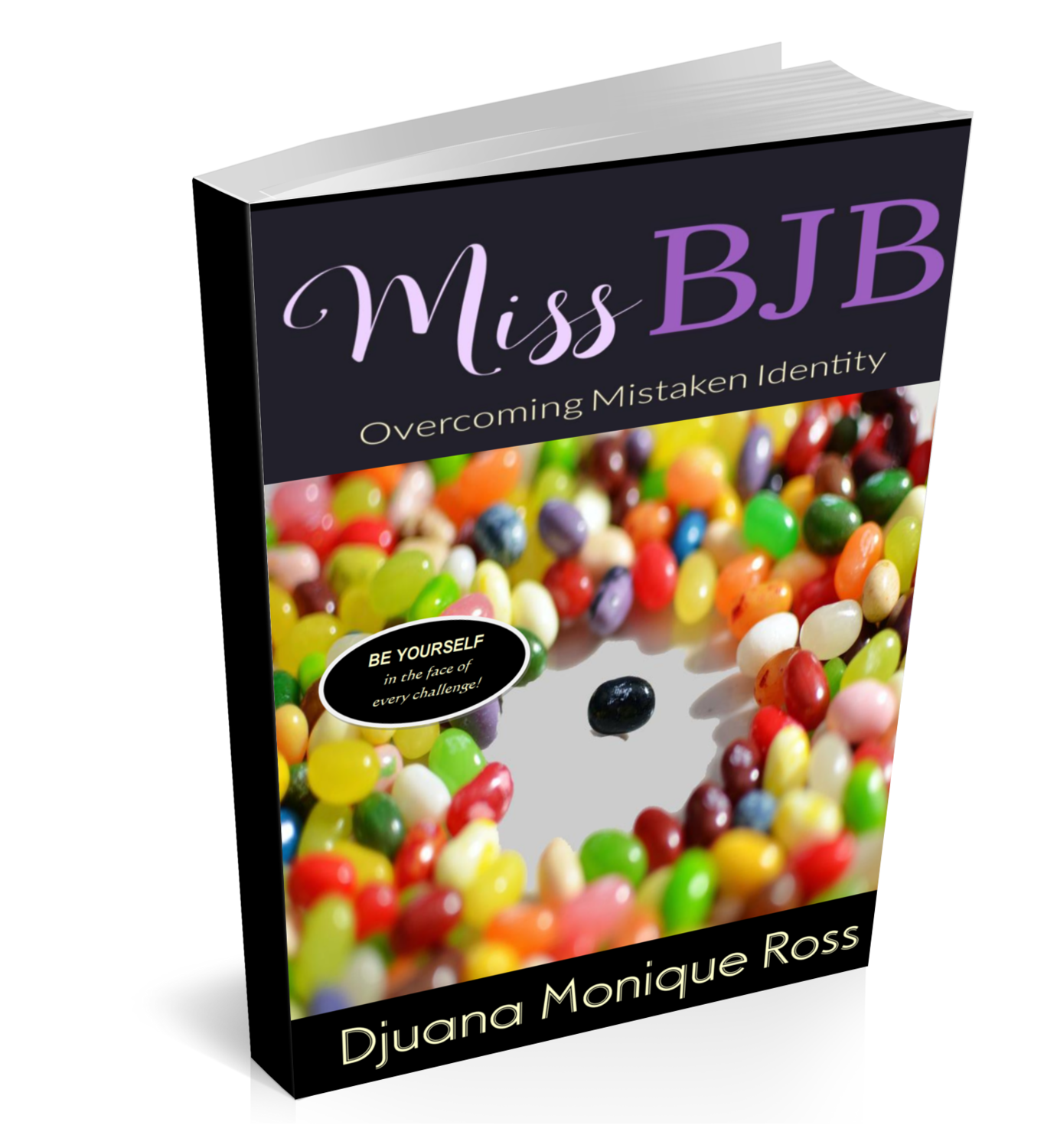 Miss BJB: Overcoming Mistaken Identity book