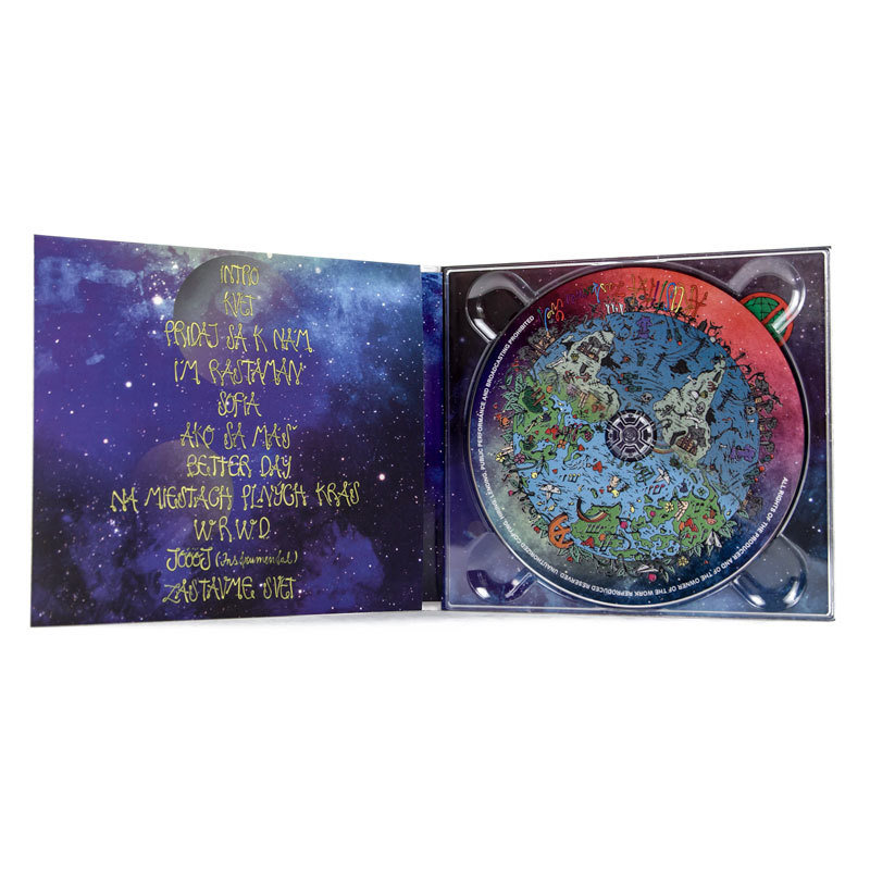 CD Zastavme svet