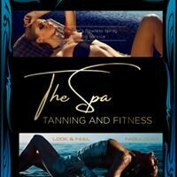 $50 The Spa Tanning & Fitness(T)