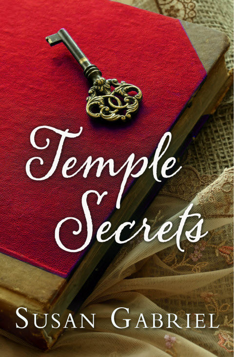 Temple Secrets - paperback, autographed by author 003