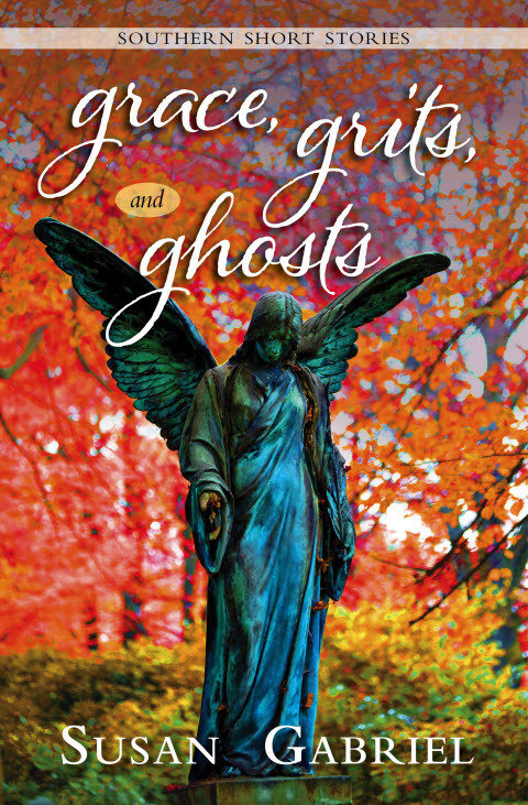 Grace, Grits & Ghosts - paperback, autographed by author