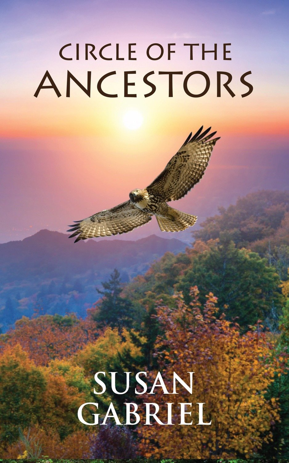Circle of the Ancestors - paperback, autographed by author