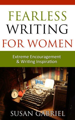 Fearless Writing for Women - paperback, autographed by author 010
