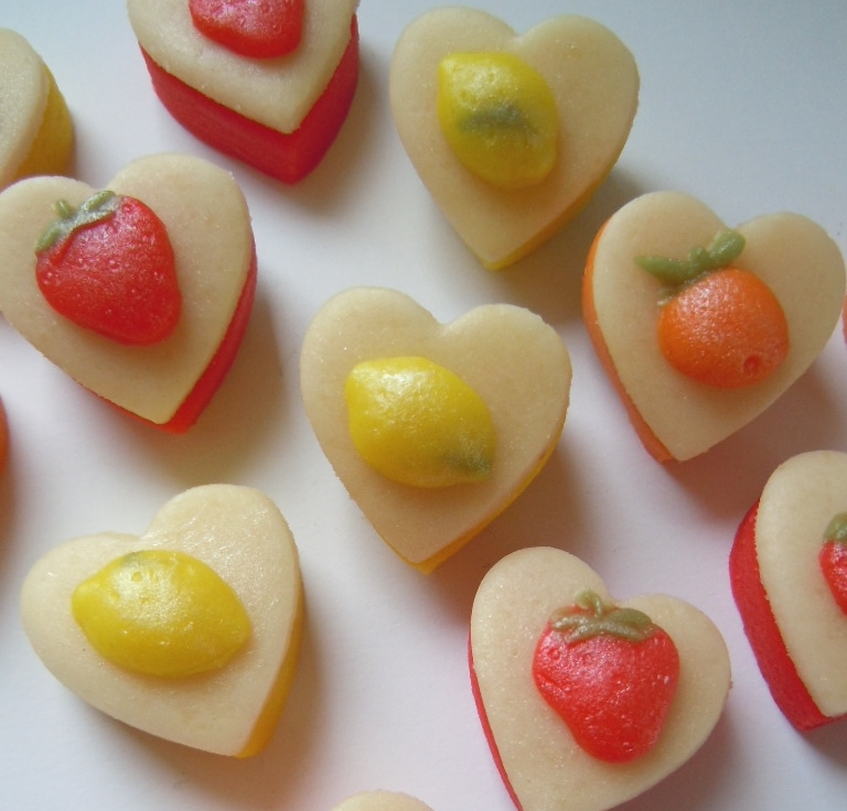 Mouthwateringly irresistible for any marzipan lover.